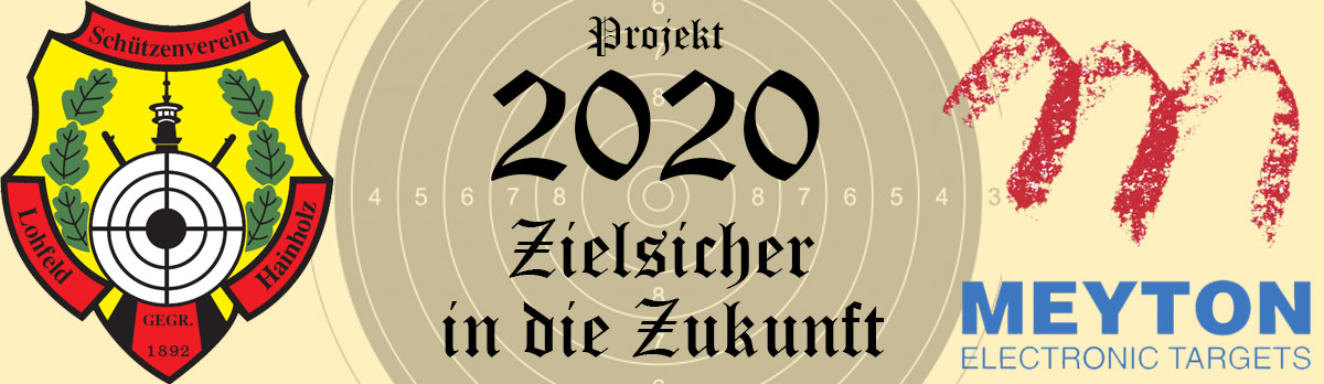 Projekt 2020 Zielsicher in die Zukunft